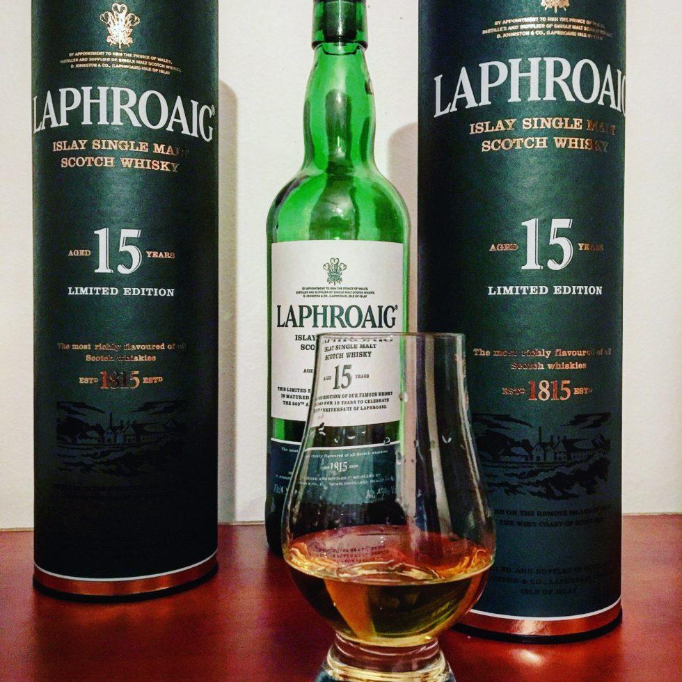 Laphroaig 15 Yo