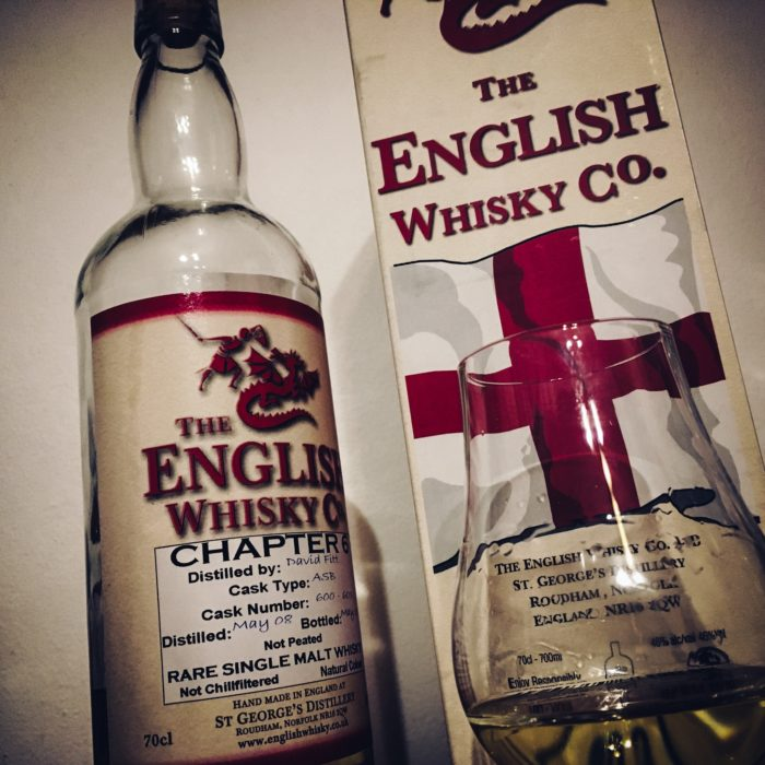 The English Whisky Co. Chapter 6