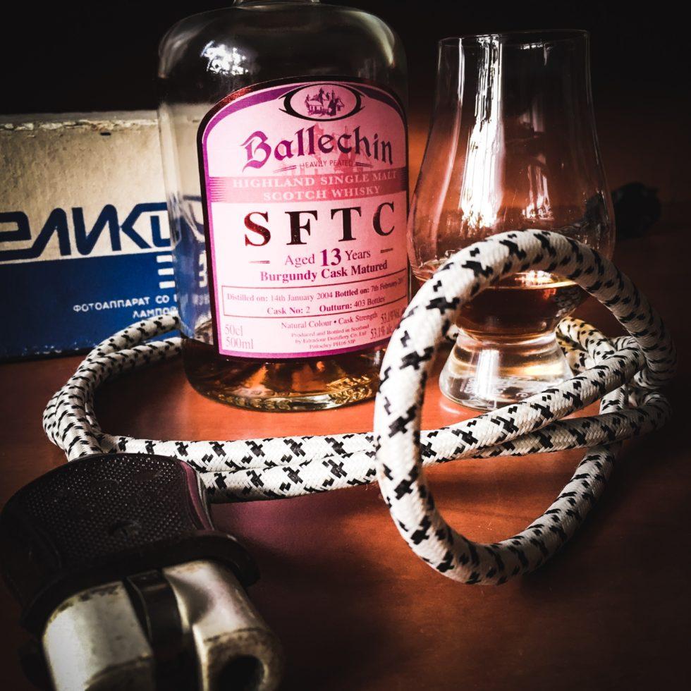 Ballechin 13 Yo Burgundy SFTC
