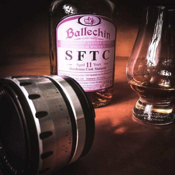Ballechin 11 Yo Bordeaux SFTC
