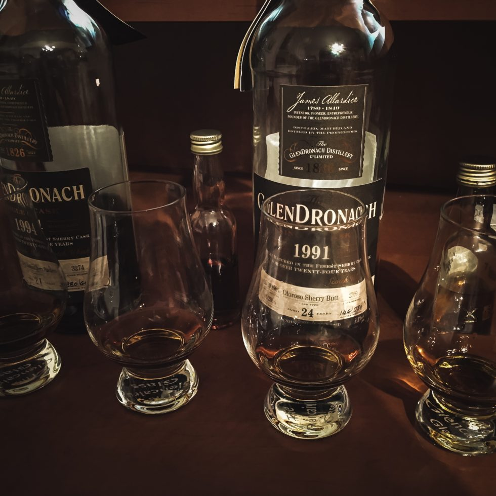 GlenDronach Single Casks